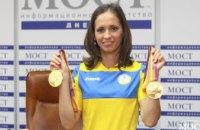 Преподавательница из Днепра Оксана Ботурчук привезла две золотые медали с чемпионата Европы