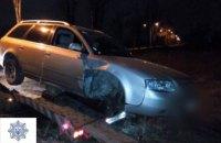 Доза алкоголя в крови превышала норму в 20 раз: на Днепропетровщине пьяный водитель спровоцировал ДТП