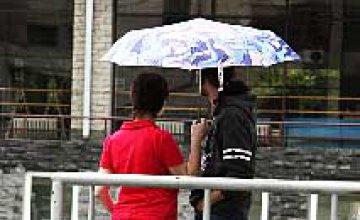 Дождь в городе (ФОТОРЕПОРТАЖ)