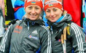 Сестры Вита и Валя Семеренко представят Украину на «Гонке чемпионов» в Москве