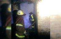 Ночью в селе Пятихатского района сгорел жилой дом: пострадавших нет
