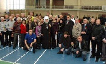 В Днепропетровске состоялся турнир по волейболу на Кубок Иринея (ФОТО)
