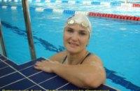 Спортсмены-пловцы с проблемами слуха тренируются в Днепродзержинске