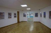 В Днепровском горсовете открыли фотогалерею «Чернобыльский подвиг»