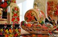 На фестивале в Литве российские стеклодувы хотели украсить свою продукцию Петриковской росписью