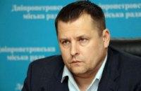 «Поставьте себе на столы таблички»: Мэр Днепра Филатов потребовал от депутатов подтвердить партийность (ВИДЕО)
