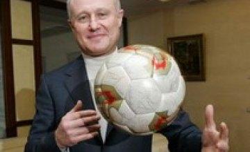 Сборная Украины сыграет ответный матч против Англии на «Арене Днепр»