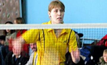 Сборная Украины проиграла бадминтонистам Турции 2:3 на юношеском Чемпионате Европы