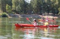 АТОшников с семьями приглашают сплавиться по Днепру на каяках