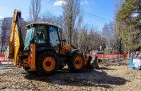 Вдосконалення транспортної інфраструктури Дніпра: на тролейбусному маршруті № 6 будують зупинкові кишені
