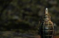 Павлоградские дворники нашли боевую гранату в листьях