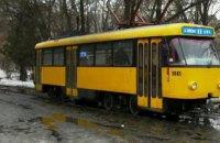 28 марта в Днепре трамвайный маршрут № 11 закончит свою работу раньше