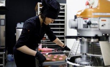 Пошаговый процесс приготовления десерта macarons (ЭКСКЛЮЗИВ)