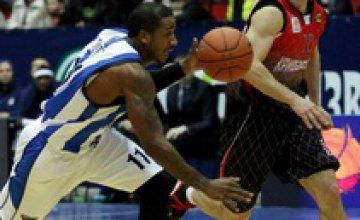 Баскетболисты «Днепра» дома обыгрывают «Кривбасскет»