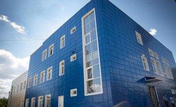 Єдина в Україні школа зі скляною стелею для вивчення зірок на небі