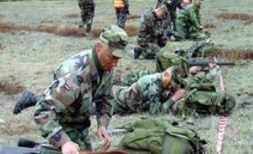 В Днепропетровской области проходит командно-штабная тренировка с органами управления Сухопутных войск ВСУ