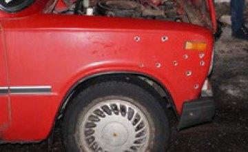 В Днепре полиция со стрельбой задержала угнанные «Жигули» (ОФИЦИАЛЬНО)