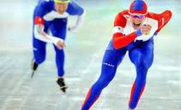 Конькобежцы проведут мастер-класс для днепропетровских детей