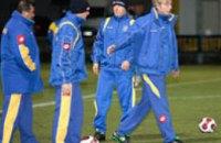 19 ноября в Днепропетровске сборная Украины проведет свой 150-й матч
