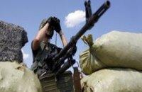 Десантники сил АТО в ходе рейда по тылам террористов уничтожили 3 блокпоста