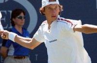 Украинский теннисист Сергей Стаховский не сумел выйти в 1/16 финала турнира в Индиан-Уэллсе