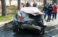 В Днепре произошло серьёзное ДТП: пострадало 5 человек