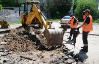 У Дніпрі по вул. Любарського реконструюють дощову каналізацію
