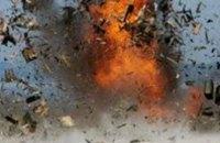 Под Артемовском рейсовый автобус с 26 пассажирами подорвался на мине
