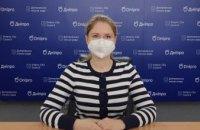В стационарах Днепра находится 506 пациентов с COVID-19