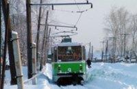В Запорожье работнице депо трамвай отсек голову