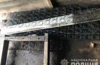 Под Днепром мужчина в состоянии наркотического опьянения незаконно перевозил 200 кг металла