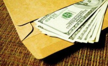 Чиновника Днепропетровского горсовета поймали на взятке в $12 тыс.