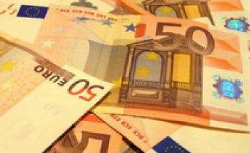 Торги по евро на межбанковском валютном рынке открылись в диапазоне 10,6135/10,6390 грн/€