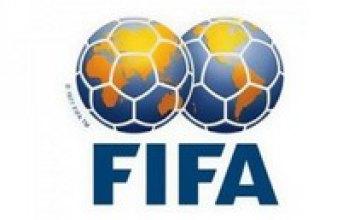 Украина потеряла 2 позиции в рейтинге FIFA