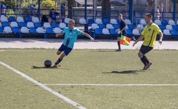 Спортсмены Днепропетровщины уже сыграли 50 футбольных матчей за Кубок председателя ДнепрОДА