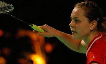Днепропетровская бадминтонистка Лариса Грига уступила в 1/4 финала Yonex German Open 2008