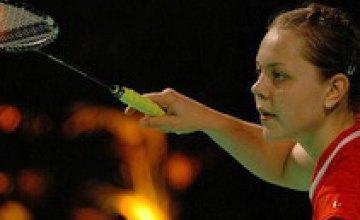 Днепропетровская бадминтонистка Лариса Грига уступила 1/2 финала на 32nd Yonex Polish International Championships 2008
