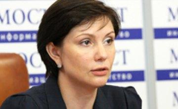 Тем, кто навешивает ярлык сепаратизма на понятие «федерализация» я посоветовала бы пойти и получить образование, - Елена Бондаре