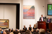 Картину Моне «Стог сена» продали за рекордные $81,4 млн