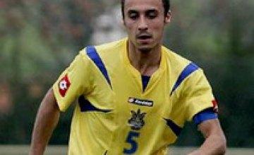 Молодежная сборная Украины в товарищеском матче обыграла поляков