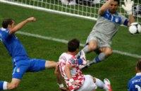 Встреча сборных Италии и Хорватии закончилась ничьей – 1:1
