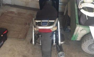 В Днепропетровской области мужчина угнал мотоцикл у соседа, пока он спал