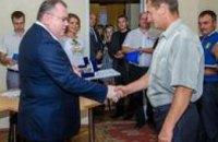 Валентин Резниченко наградил аграриев Пятихатского района