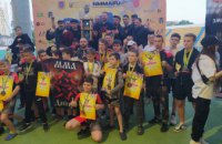 Приголомшливі результати: команда Дніпропетровської області перемогла на чемпіонаті України зі змішаних єдиноборств ММА, здобувши 67 медалей