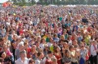Спокойствие гостей фестиваля «Вільне небо» будут оберегать более полутора сотен полицейских