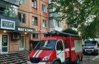 В Кривом Роге горела пятиэтажка: пострадали пенсионерка и ребенок (ВИДЕО)