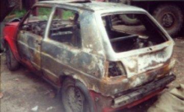 Мужчина спас ребенка от смерти в горящей машине