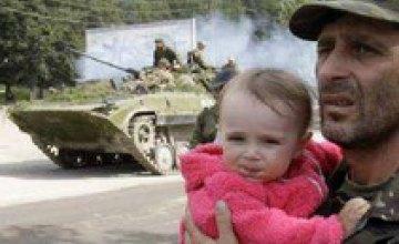 Украина направила в Грузию военный госпиталь