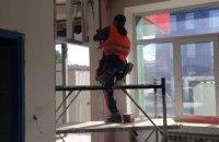 В Томаковке завершают реконструкцию учебно-воспитательного комплекса