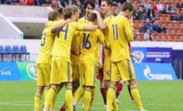 Молодежная сборная Украины по футболу заняла 3-е место на Кубке Содружества